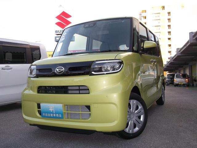 沖縄県の中古車ならタント Xターボ