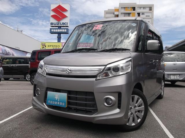 沖縄県の中古車ならスペーシアカスタム XS