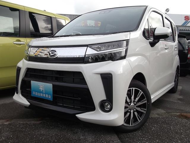 沖縄の中古車 ダイハツ ムーヴ 車両価格 154万円 リ未 新車  パールホワイト