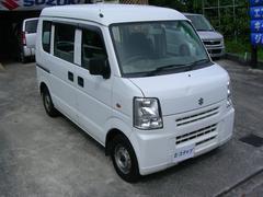 沖縄の中古車 スズキ エブリイ 車両価格 23万円 リ済込 平成20年 17.5万K ホワイト