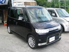沖縄の中古車 ダイハツ タント 車両価格 35万円 リ済込 平成19年 6.4万K DブラックM