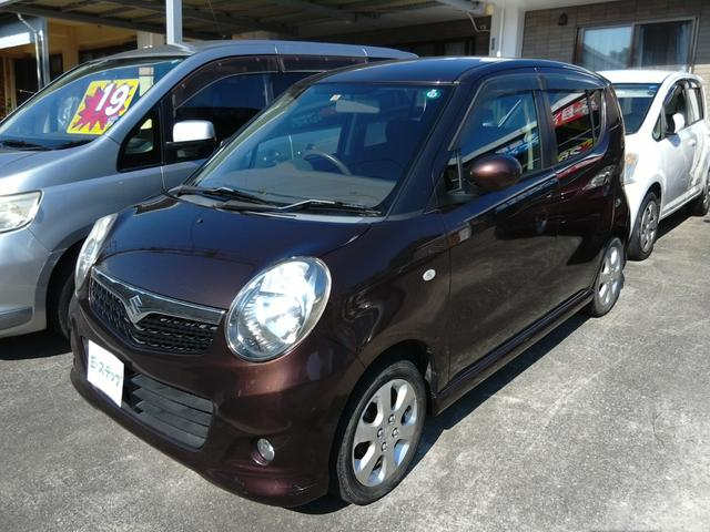 沖縄の中古車 スズキ MRワゴン 車両価格 23万円 リ済込 平成19年 12.5万km ブラウン