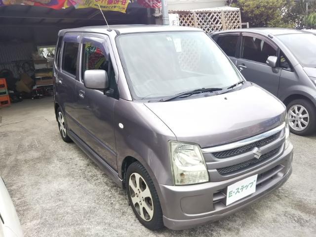 沖縄県の中古車ならワゴンR FX-Sリミテッド