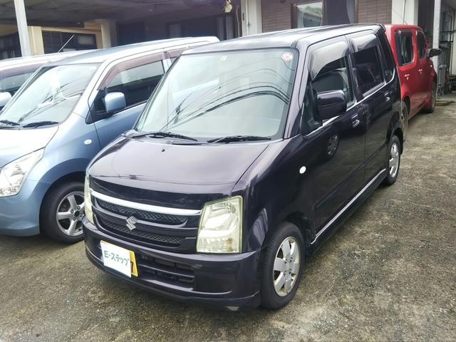 沖縄県那覇市の中古車ならワゴンR FX-Sリミテッド