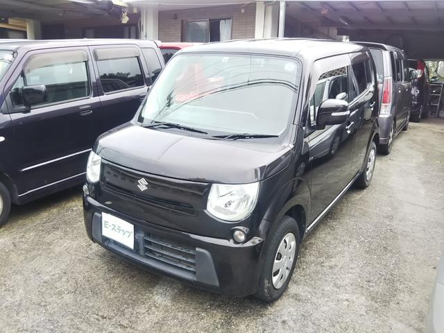 沖縄の中古車 スズキ MRワゴン 車両価格 24万円 リ済込 2011(平成23)年 16.7万km ブラウンM