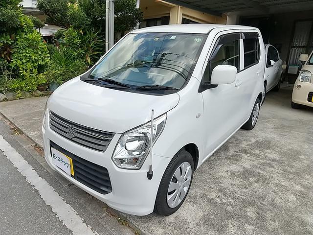 沖縄県の中古車ならワゴンR FX 本土車 アイドリングストップ