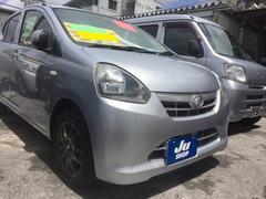 沖縄の中古車 ダイハツ ミライース 車両価格 35万円 リ済込 平成24年 9.2万K シルバー