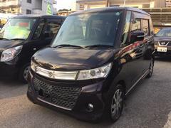 沖縄の中古車 スズキ パレットSW 車両価格 59万円 リ済込 平成21年 10.4万K ブラック