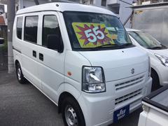 沖縄の中古車 スズキ エブリイ 車両価格 49万円 リ済込 平成24年 10.3万K ホワイト