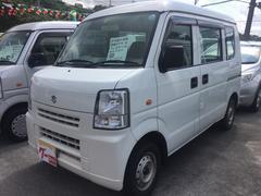 沖縄の中古車 スズキ エブリイ 車両価格 64万円 リ済込 平成24年 5.5万K ホワイト