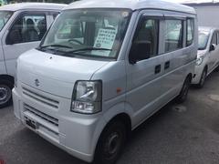 沖縄の中古車 スズキ エブリイ 車両価格 50万円 リ済込 平成24年 7.8万K ホワイト