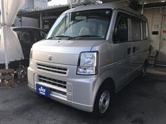 沖縄の中古車 スズキ エブリイ 車両価格 45万円 リ済込 平成22年 9.4万K シルバー