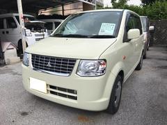 沖縄の中古車 三菱 eKワゴン 車両価格 48万円 リ済込 平成23年 3.6万K ペールベージュソリッド