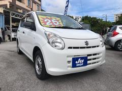 沖縄の中古車 スズキ アルト 車両価格 19万円 リ済込 平成24年 9.4万K ホワイト