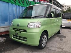 沖縄の中古車 ダイハツ タント 車両価格 63万円 リ済込 平成24年 6.3万K グリーンII