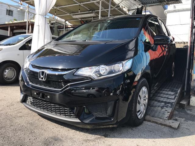 沖縄県の中古車ならフィット 13G・Lパッケージ
