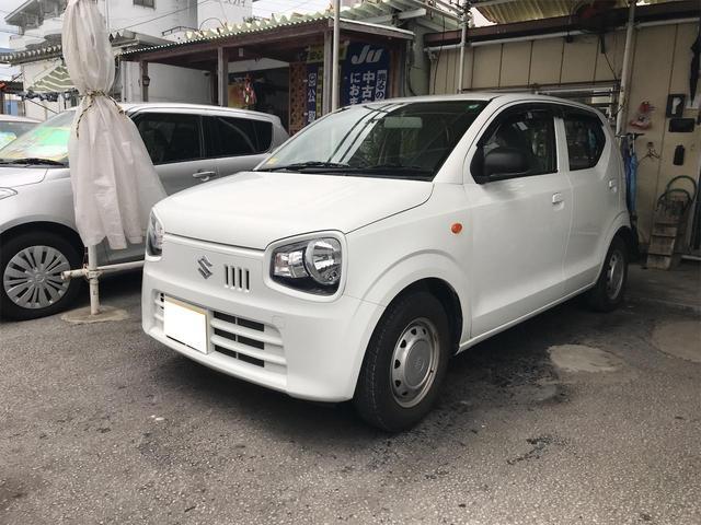 沖縄県中頭郡西原町の中古車ならアルト L CD Bluetooth ナビ ETC シートヒーター キーレス