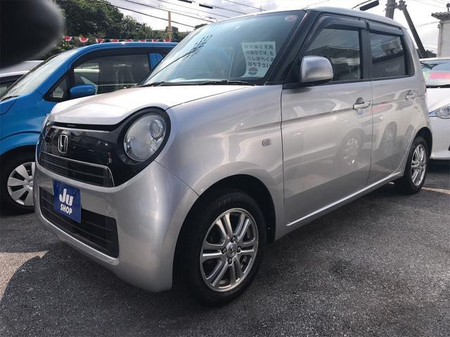 沖縄県の中古車ならN-ONE G CD スマートキー プッシュスタート オートエアコン ベンチシート