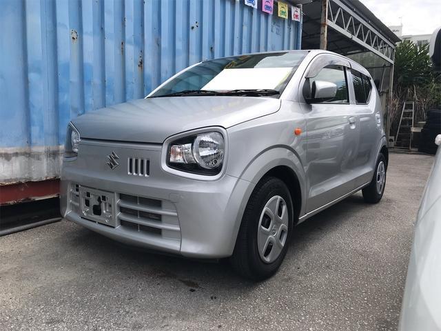 沖縄県中頭郡西原町の中古車ならアルト S CD付 パワステ 電動格納ドアミラー エアコン ABS WエアB