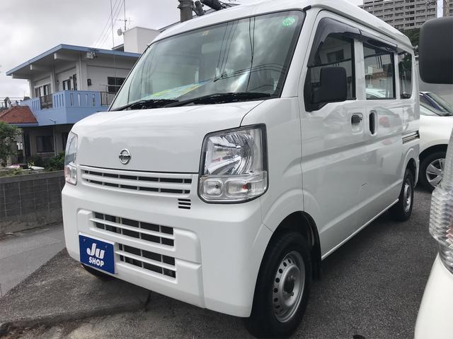 沖縄県中頭郡西原町の中古車ならNV100クリッパーバン DX パワーステアリング エアコン