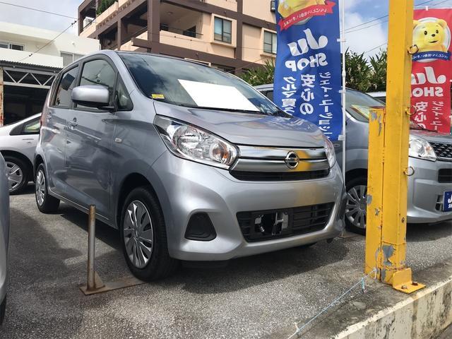 沖縄県中頭郡西原町の中古車ならデイズ J デュアルエアバッグ VDC キーレスキー AC PW 電動電格ミラー 安全ボディ