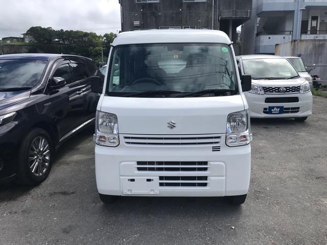 沖縄県の中古車ならエブリイ  AM/FMラジオ ETC エアコン パワーウインドウ 両側スライドドア