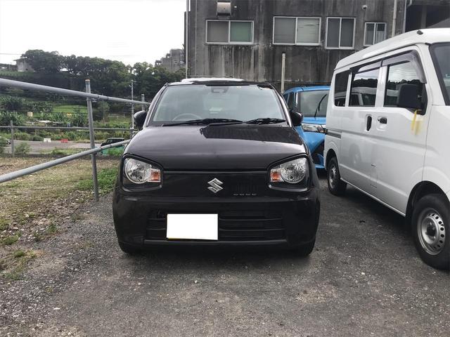 沖縄の中古車 スズキ アルト 車両価格 65万円 リ済込 2019年 1.5万km ブラウン