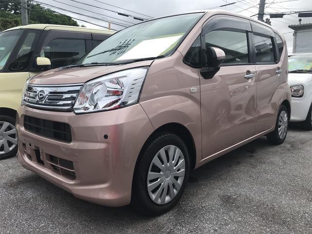 沖縄県の中古車ならムーヴ L SAIII アイドリングS 横滑防止 衝突被害軽減装置 セキュリティアラーム