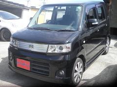 沖縄の中古車 スズキ ワゴンR 車両価格 34万円 リ済込 平成19年 9.5万K ブラック