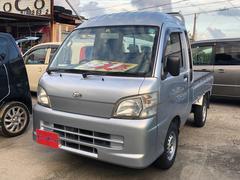 沖縄の中古車 ダイハツ ハイゼットトラック 車両価格 61万円 リ済込 平成20年 8.6万K グレー