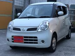 沖縄の中古車 日産 モコ 車両価格 22万円 リ済込 平成20年 12.1万K パール