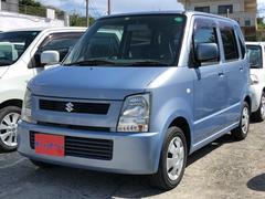 沖縄の中古車 スズキ ワゴンR 車両価格 19万円 リ済込 平成17年 5.4万K ライトブルー