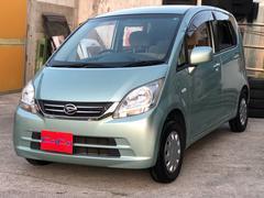沖縄の中古車 ダイハツ ムーヴ 車両価格 21万円 リ済込 平成21年 11.0万K グリーン
