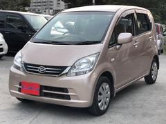 沖縄の中古車 ダイハツ ムーヴ 車両価格 21万円 リ済込 平成21年 10.7万K ピンク