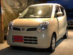 沖縄の中古車 日産 モコ 車両価格 21万円 リ済込 平成21年 11.1万K ベージュ