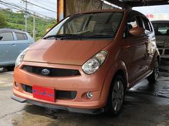 沖縄の中古車 スバル R2 車両価格 23万円 リ済込 平成21年 5.3万K オレンジ