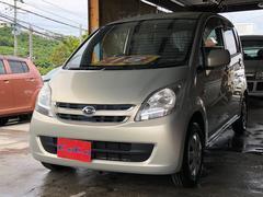 沖縄の中古車 ダイハツ ムーヴ 車両価格 16万円 リ済込 平成19年 12.2万K ゴールド