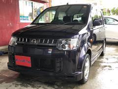 沖縄の中古車 日産 オッティ 車両価格 39万円 リ済込 平成23年 9.2万K パープル