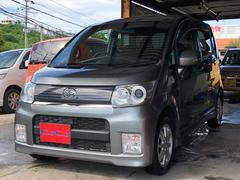 沖縄の中古車 ダイハツ ムーヴ 車両価格 43万円 リ済込 平成21年 7.9万K グレー