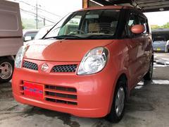 沖縄の中古車 日産 モコ 車両価格 26万円 リ済込 平成22年 10.1万K オレンジ