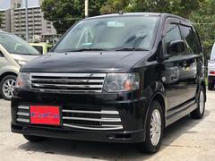 沖縄の中古車 日産 オッティ 車両価格 34万円 リ済込 平成19年 6.0万K ブラック