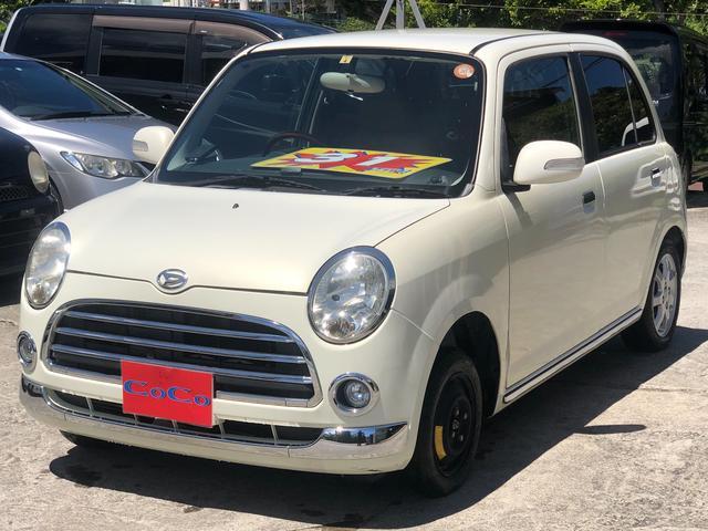 沖縄の中古車 ダイハツ ミラジーノ 車両価格 31万円 リ済込 2006(平成18)年 8.2万km パール