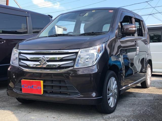 沖縄県の中古車ならワゴンR FZ