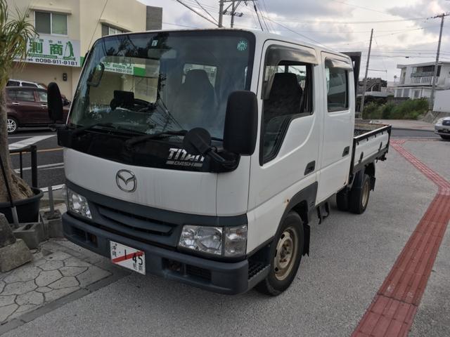 沖縄県の中古車ならタイタンダッシュ WキャブワイドローDX