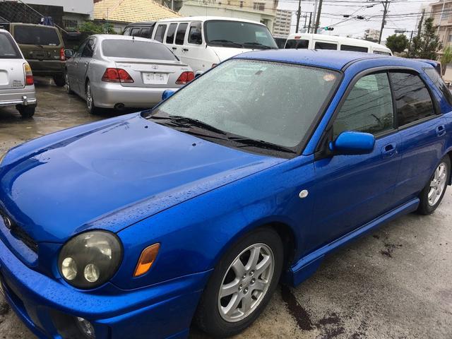 沖縄県の中古車ならインプレッサスポーツワゴン I'sスポルト