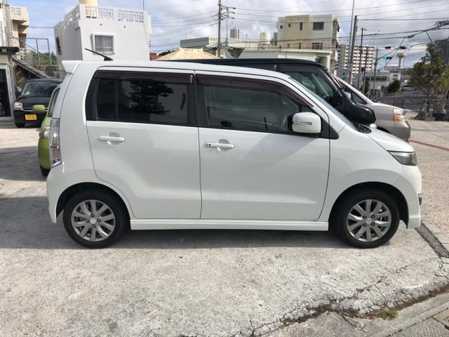 沖縄県那覇市の中古車ならワゴンRスティングレー リミテッド