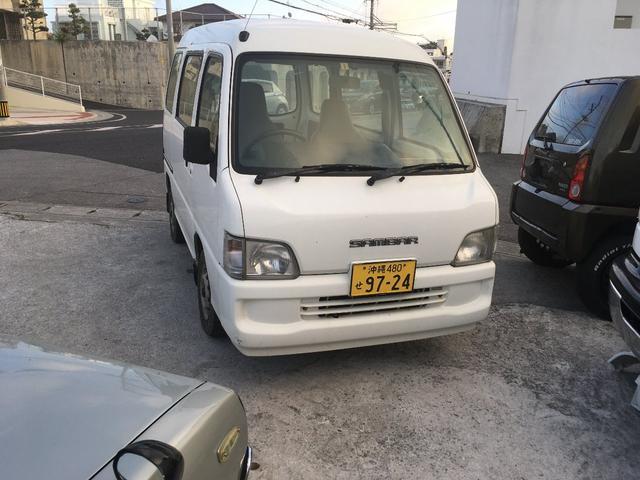 沖縄県うるま市の中古車ならサンバーバン