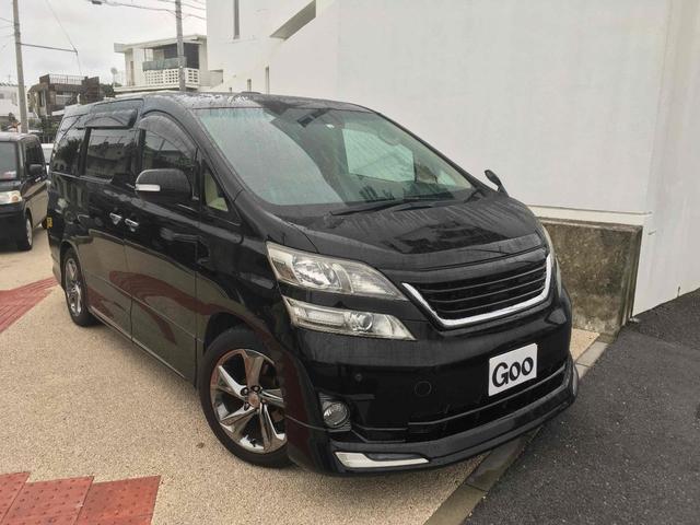 沖縄県の中古車ならヴェルファイア 3.5V Lエディション