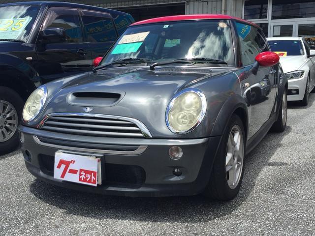 沖縄の中古車 MINI MINI 車両価格 58万円 リ済込 2006(平成18)年 8.5万km ガンM