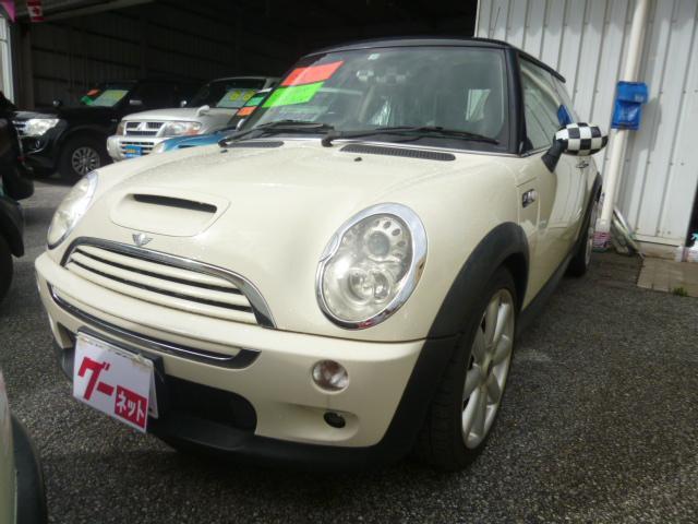 沖縄県宜野湾市の中古車ならMINI クーパーS クーパーS